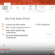 Quick Tip: PowerPoint: Animations