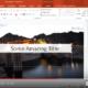 Quick Tip: PowerPoint: Transparent Fill