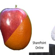 Comparing SharePoint On-Premises to SharePoint Online