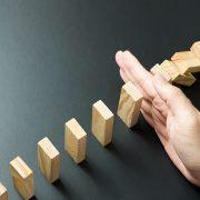 hand stopping blocks