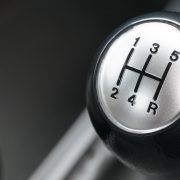 manual transmission stick shift